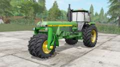 John Deere 4555-4755 trike for Farming Simulator 2017