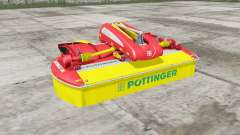 Pottinger NovaCat 301 ED for Farming Simulator 2017