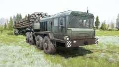 KZKT-74281 for MudRunner