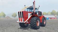 Raba-Steiger 250 amaranth red for Farming Simulator 2013