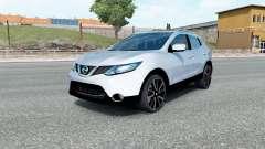 Nissan Qashqai 2014 for Euro Truck Simulator 2