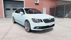 Skoda Superb (3T) 2013 for American Truck Simulator