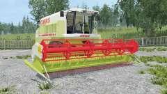 Claas Dominator 204 Mega for Farming Simulator 2015