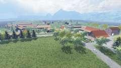 Pullhausen for Farming Simulator 2013