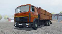 MAZ-6303 with trailer for Farming Simulator 2013
