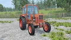 80 and MTZ 82 Belarus for Farming Simulator 2015