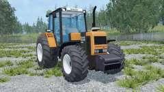 Renault 155.54 TX rajah for Farming Simulator 2015