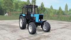 MTZ-82.1 Belarus blue Okas for Farming Simulator 2017