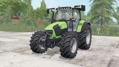 Deutz-Fahr 5130 TTV for Farming Simulator 2017