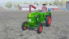 Deutz D 25 with cutter bar for Farming Simulator 2013