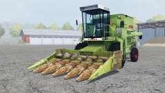 Claas Dominatoᶉ 85 for Farming Simulator 2013