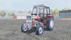 Massey Ferguson 255 manual ignition for Farming Simulator 2013