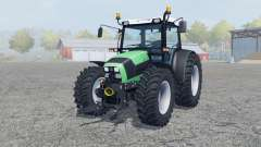 Deutz-Fahr Agrofarm 430 TTV 2010 for Farming Simulator 2013