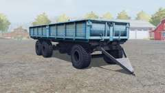 PTS-12 moderate blue color for Farming Simulator 2013