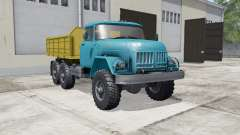 ZIL-131 for Farming Simulator 2017