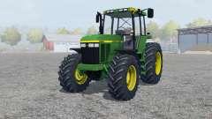 John Deere 7810 add weight for Farming Simulator 2013