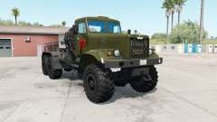 KrAZ-258 for American Truck Simulator