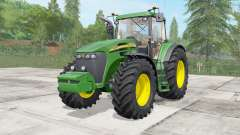 John Deere 7020-series attacher config for Farming Simulator 2017