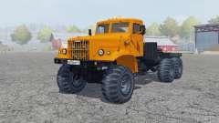 KrAZ-258 for Farming Simulator 2013