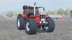 International 1455 XLA tart orange for Farming Simulator 2013