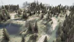 Snake trails for MudRunner