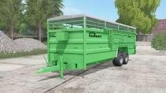 Pirnay V14H jade for Farming Simulator 2017