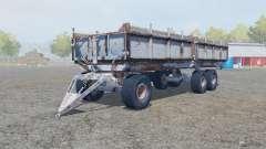 PTS-12 greyish blue color for Farming Simulator 2013