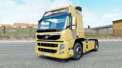 Volvo FM Globetrotter cab 2010 for Euro Truck Simulator 2
