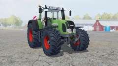 Fendt Favorit 916 Vario 1999 for Farming Simulator 2013