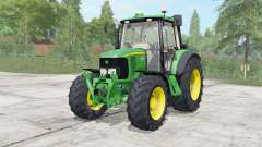 John Deere 6020-7020 series for Farming Simulator 2017