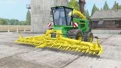 John Deere 7300-7800 for Farming Simulator 2017