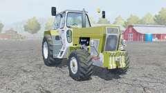 Fortschritt ZT 303 green smoke for Farming Simulator 2013