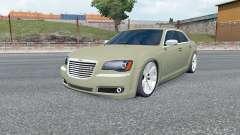 Chrysler 300C (LX2) 2011 for Euro Truck Simulator 2