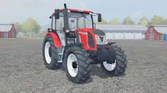 Zetor Proxima 100 front loadeᶉ for Farming Simulator 2013