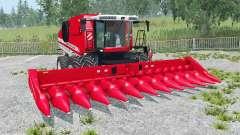Massey Ferguson 9895 american rose for Farming Simulator 2015
