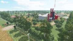 Fazenda Bacuri for Farming Simulator 2015