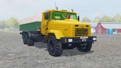 The KrAZ-65053 for Farming Simulator 2013