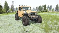 Toyota Land Cruiser 40 (FJ45) 1979 for MudRunner