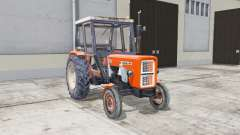 Ursus C-360 burning orange for Farming Simulator 2017
