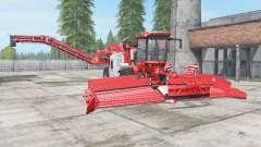 Holmer Terra Felis 2 eco for Farming Simulator 2017