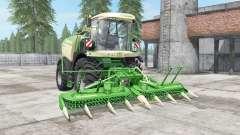 Krone BiG X 580 mit bunker for Farming Simulator 2017