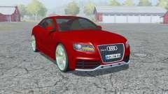 Audi RS 5 coupe 2010 for Farming Simulator 2013