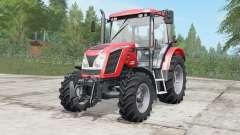Zetor Proxima 70 imperial red for Farming Simulator 2017