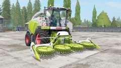 Claas Jaguar 960-980 for Farming Simulator 2017