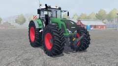 Fendt 939 Vaᶉio for Farming Simulator 2013