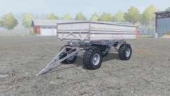 Fortschritt HW 80 gainsboro for Farming Simulator 2013