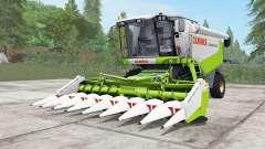 Claas Lexion 530 sheen green for Farming Simulator 2017