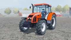 Zetor Forterra 10641 front loader for Farming Simulator 2013