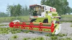 Claas Dominator 218 Mega for Farming Simulator 2015