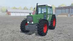 Fendt Farmer 309 LSA Turbomatik frontgewichte for Farming Simulator 2013
